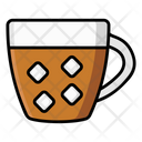 Hot Chocolate Chocolate Tea Beverage Icon