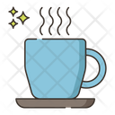 Hot Chocolate Coffee Cup Icon
