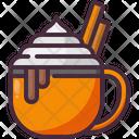 Cocoa Coffee Hot Chocolate Icon