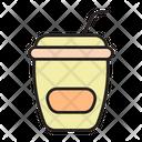 Hot Chocolate Chocolate Drink Icon