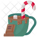 Hot Chocolate Cocoa Hot Drink Icon