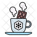 Chocolate Hot Drink Icon