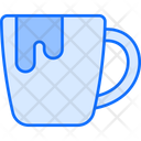 Hot Chocolate Beverage Cup Icon