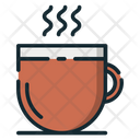 Hot Cocoa Coffee Cup Tea Cup Icon