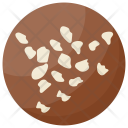 Hot Cocoa Cookie Icon
