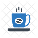 Coffee Hot Caffeine Icon