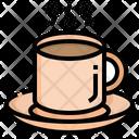 Cocoa Coffee Hot Icon