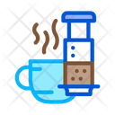 Coffee Spices Energy Icon