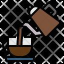 Hot Coffee Drink Coffee Break Icon