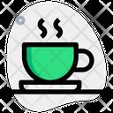 Hot Coffee Hot Tea Coffee Cup Icon