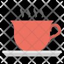 Coffee Drinking Tea Icon