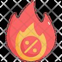 Fire Hot Sale Icon