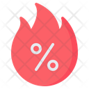 Hot Sale Discount Icon