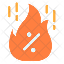 Hot Deal Hot Shop Icon
