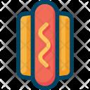Hot Dog Street Icon