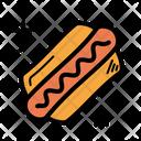 Bratwurst Sausage Bayern Icon
