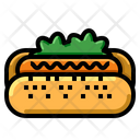 Diet Fastfood Food Icon