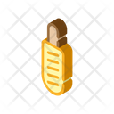 Hot Dog Nutrition Icon