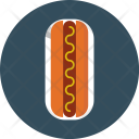 Hot Dog Hotdog Icon