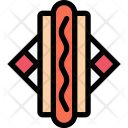Hot Dog Kitchen Icon