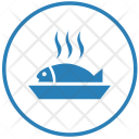 Hot Fish Icon