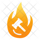 Hot Items Hot Auction Icon