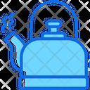 Teapot Hot Kettle Icon