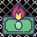 Hot money Icon