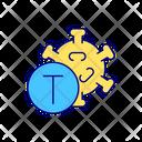 Coronavirus Hot Topic Icon