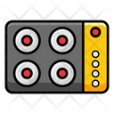 Hot Plate Icon