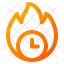 Hot Sale Offer Flash Sale Icon