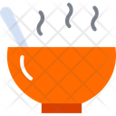 Hot Food Hot Soup Soup Icon