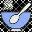Soup Hot Soup Spoon Icon