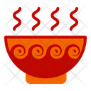 Soup Bowl Food Icon