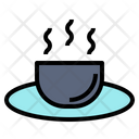 Eat Hot Water Icon