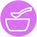 Hot Soup Soup Hot Food Icon