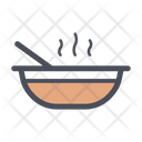 Hot Soup Soup Bowl Hot Food Icon