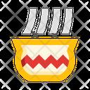 Hot Soup Soup Pot Icon