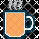 Hot Tea Hot Coffee Tea Icon