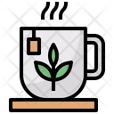 Hot Tea Mug Tea Icon