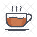 Hot Tea Hot Coffee Cup Icon