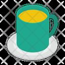 Tea Teacup Black Tea Icon