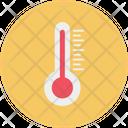 Measure Scale Thermostat Icon