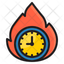 Hot Time Icon