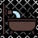 Hot Tub Spa Icon