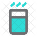 Hot Water Water Glass Icon