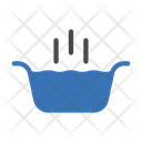 Hot Water Dry Icon