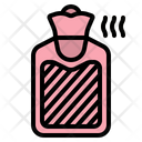 Hot Water Bag Warm Hot Icon