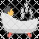 Jacuzzi Bathtub Tub Icon