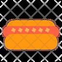 Hotdog Fast Food Junk Food Icon